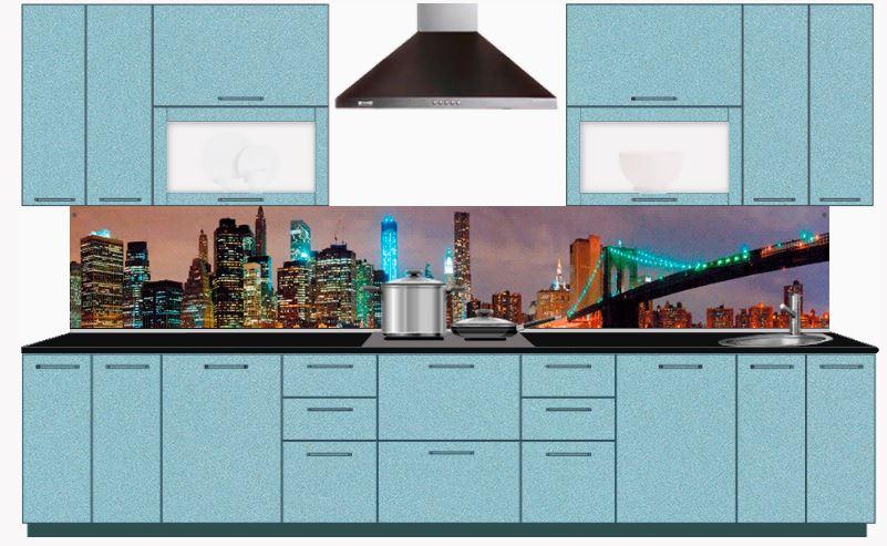 Кухонные, стеновые панели МДФ оптом