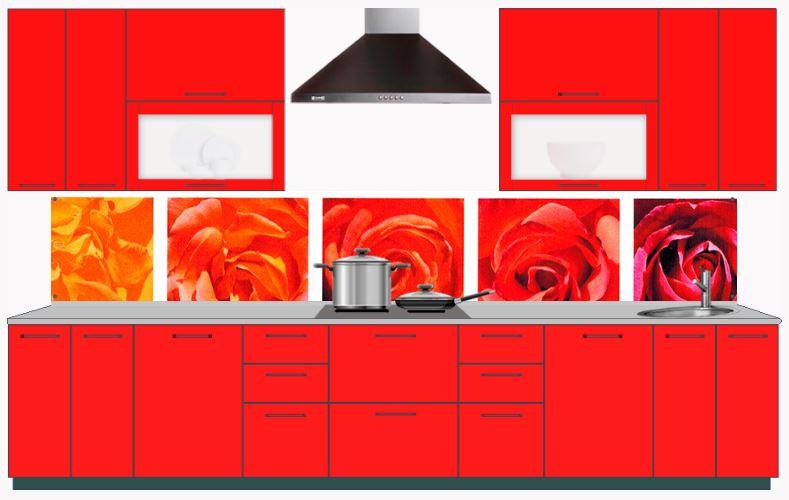 Кухонные фартуки оптом и в розницу. Самые низкие цены на стеновые панели из МДФ