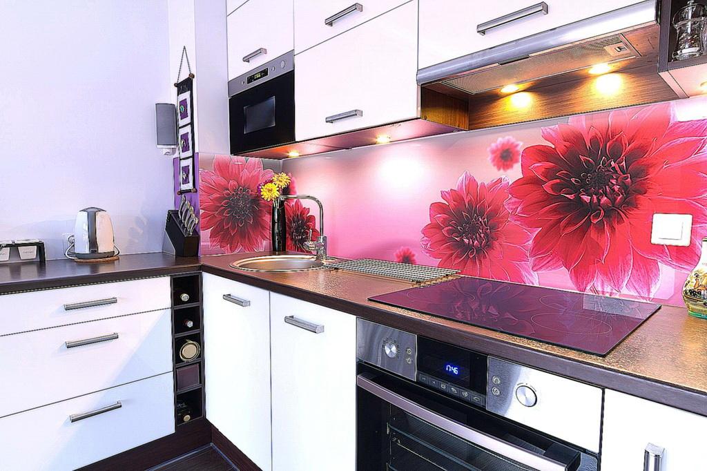 Новые изображения кухонных стеновых панелей МДФ с фотопечатью недорого купить.