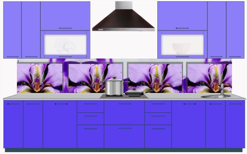 Кухонный фартук с фотопечатью купить, расспродажа стеновых панелей для кухни