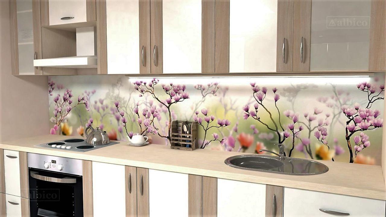 Картинки на стеновую панель кухни